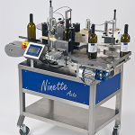 Procasa Semi Automatic Bottle Labeler-Ninette-Auto